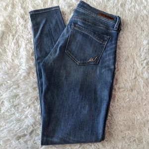 NWOT Express jean leggings 2R